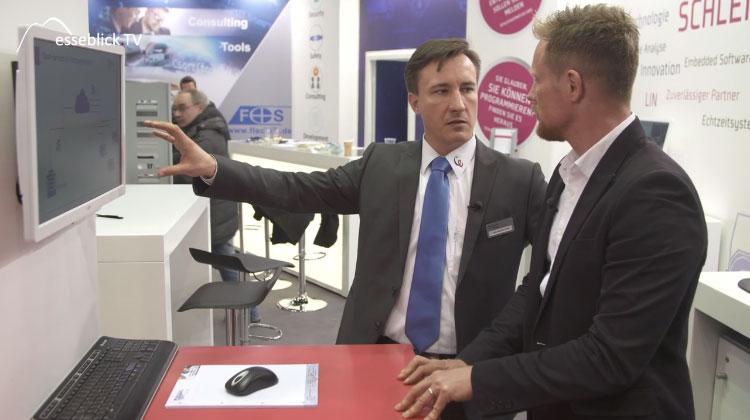 Schleißheimer Software und Hardware im Messe TV - embedded world 2016 Nürnberg