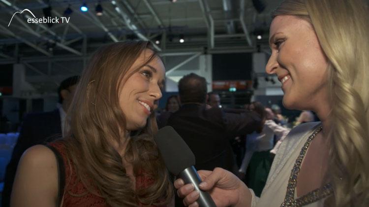 Annemarie Carpendale im Interview mit Messeblick.TV - Inhorgenta 2016 München