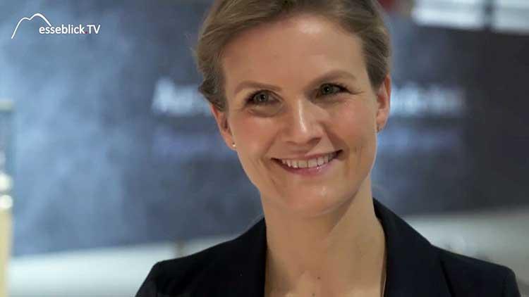 Anne-Katrin Strömer, Leitung Handelsmarketing - Junghans Uhrenfabrik • Inhorgenta 2017
