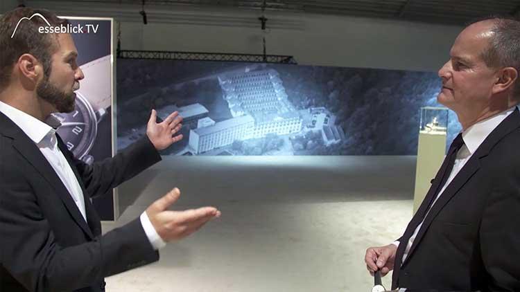 Uhrenmuseum - Junghans Uhrenfabrik • Inhorgenta 2017