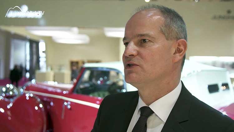 Matthias Stotz, Geschäftsführer - Junghans Uhrenfabrik • Inhorgenta 2017