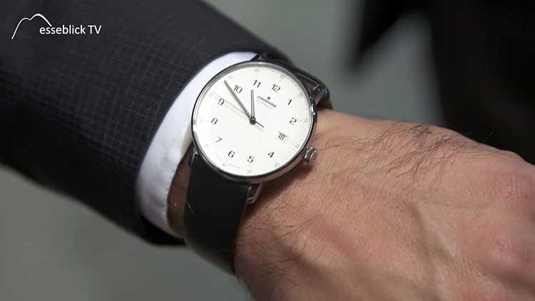 Designlinie FORM A und C - Junghans Uhrenfabrik • Inhorgenta 2017