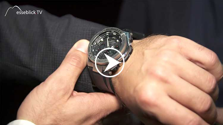CASIO G-Shock Uhren • Messeblick.TV
