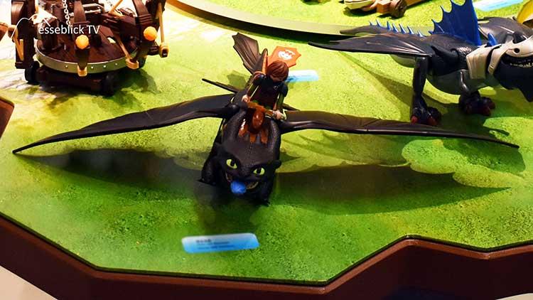 Playmobil Dragons - Hicks mit Ohnezahn