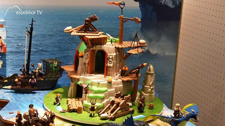Playmobil Dragons - Wikingerburg