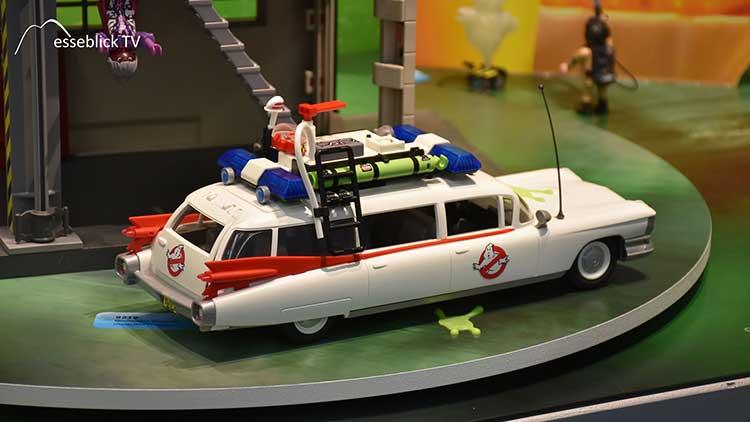 Playmobil Ghostbusters - Ecto 1