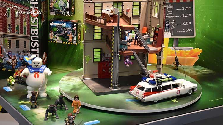 Playmobil Ghostbusters - Spielwarenmesse 2017
