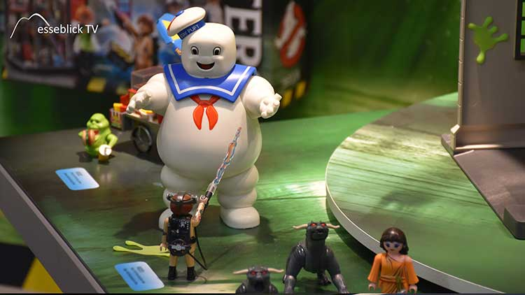 Playmobil Ghostbusters - Stay Puft Marshmellow Man