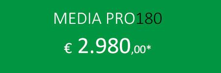 Medienpaket PRO180