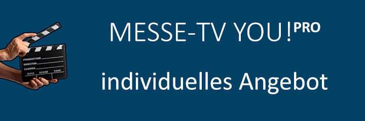 Messe-TV PRO YOU!