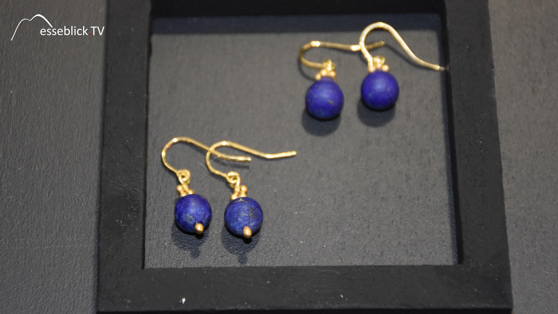 Goldschmuck: Ohrringe
