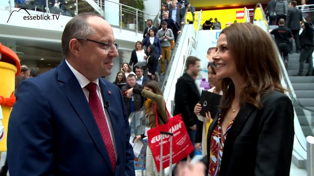 Interview Ernst Kick, Vorstandsvorsitzender Spielwarenmesse eG