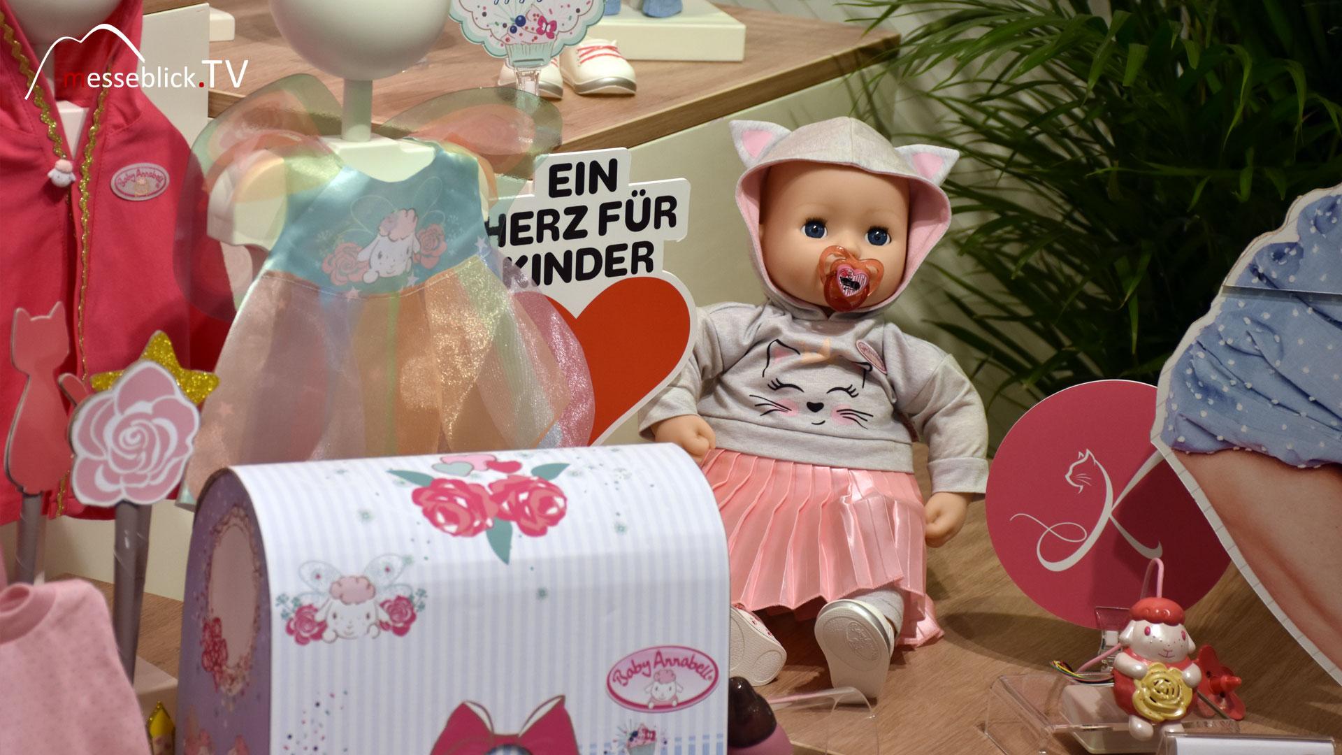 Zapf Creation - 20 jahre Baby Annabell