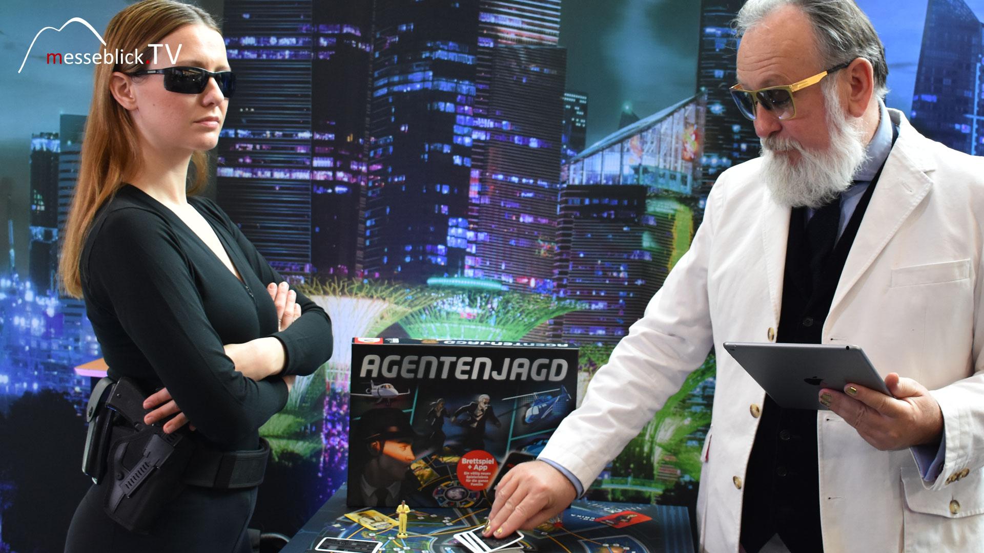 Schmidt Spiele - Agentenjagd Friedrich Lichtenstein