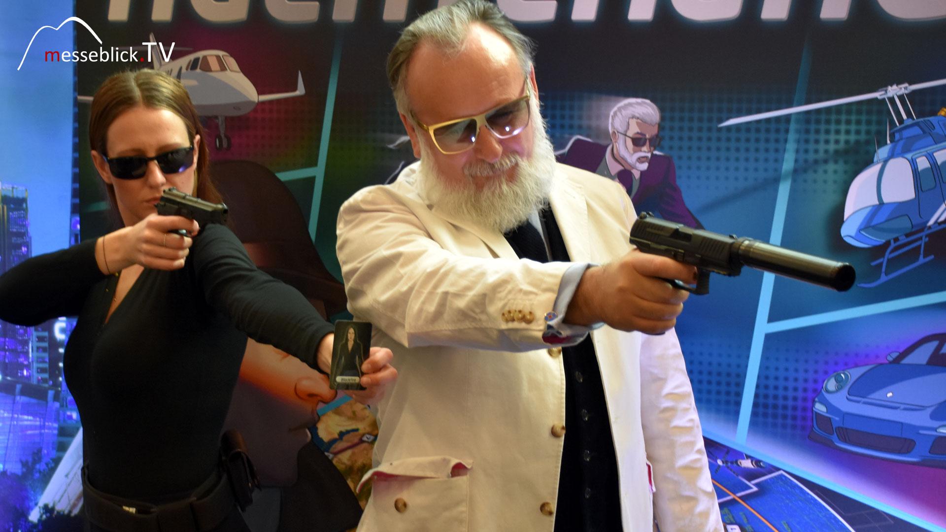 Schmidt Spiele - Agentenjagd