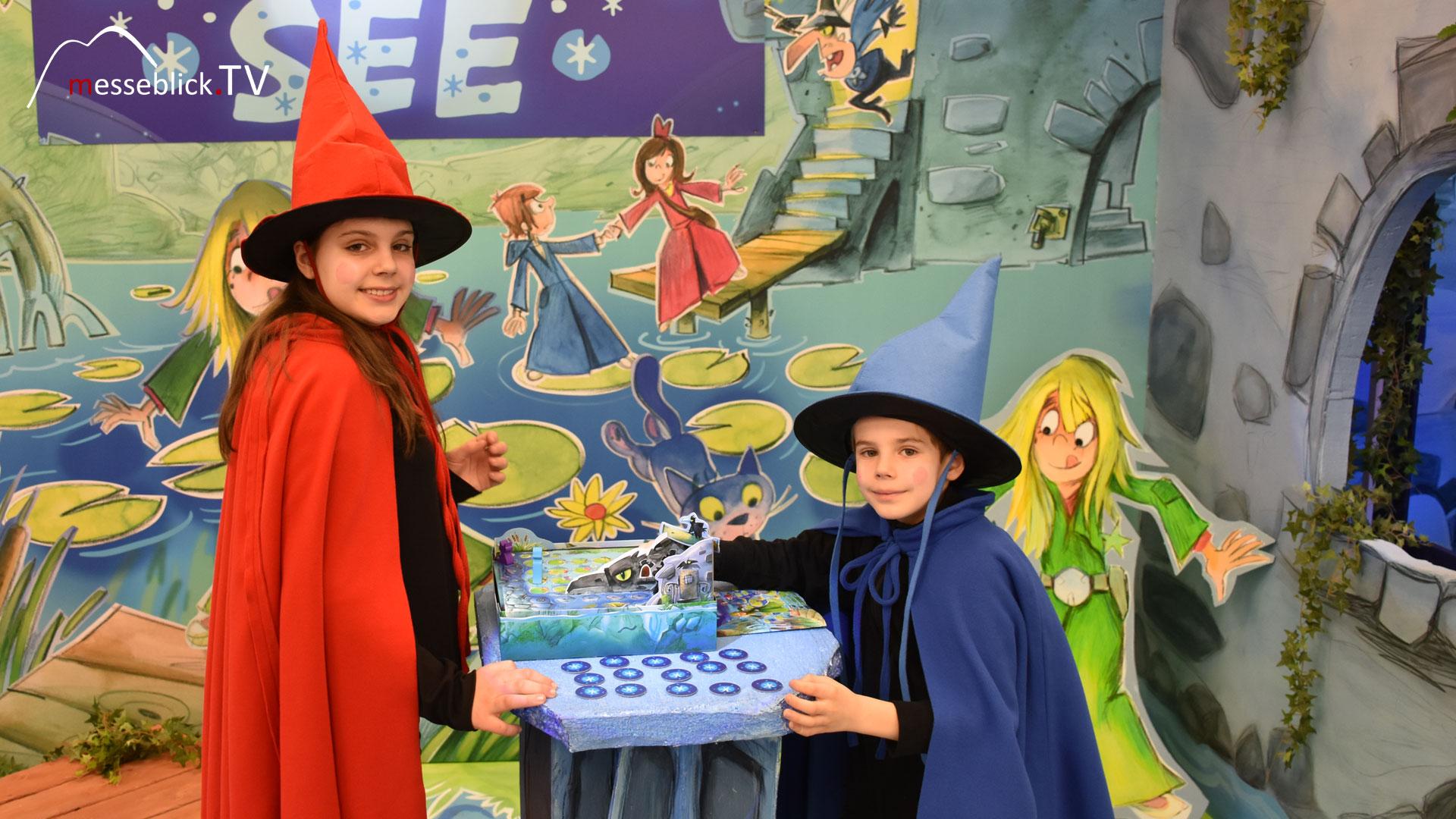3 Magier - Der geheimnisvolle Zaubersee