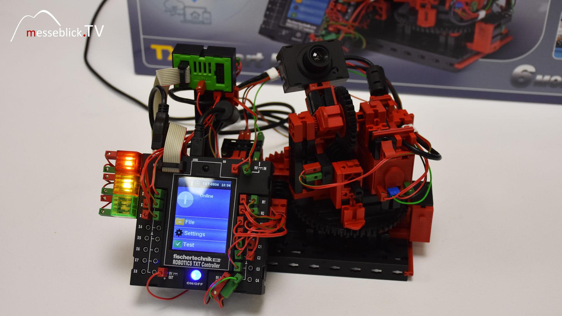 Fischertechnik - Robotics TXT Controller