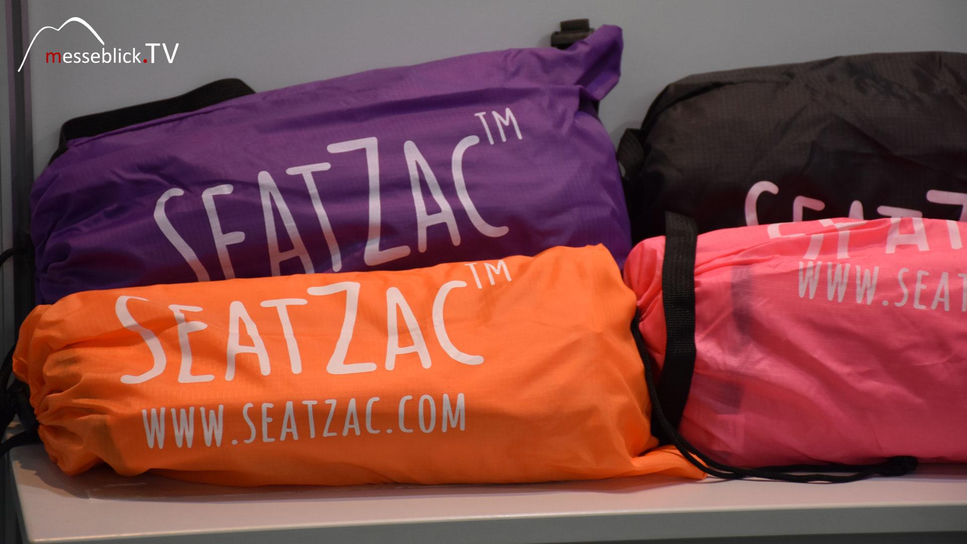 Chillbag Seatzac verpackt