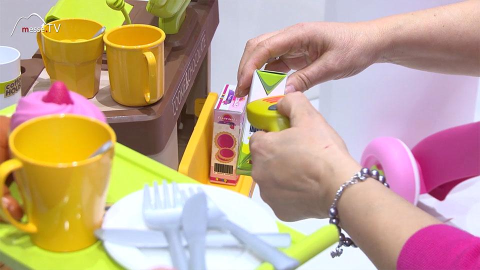 Smoby Spielzeugscanner Spielgeld Spielwarenmesse