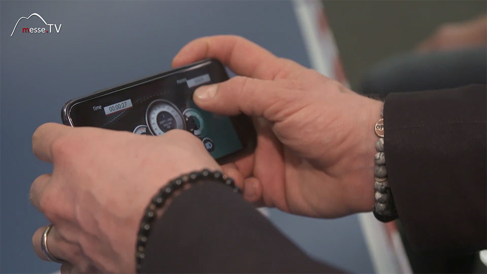 Sturmkind Racen Parcours Gaming Smartphone - Spielwarenmesse