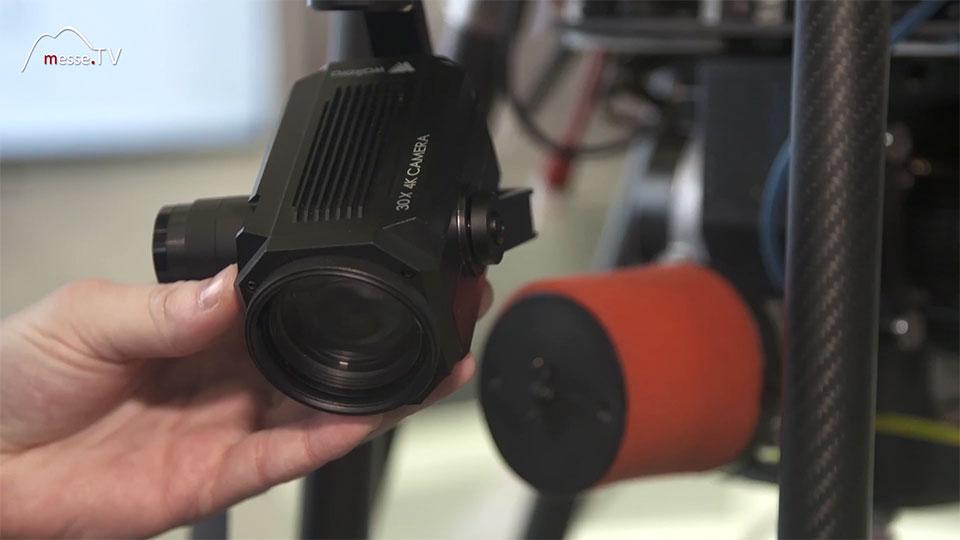 Walkera 30X 4K Kamera optical flow zoom optisch - Spielwarenmesse