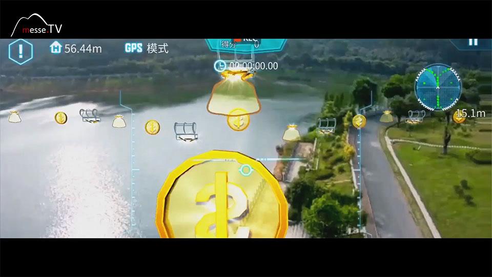 Walkera Gaming Drohne Gamingdrohne - Spielwarenmesse