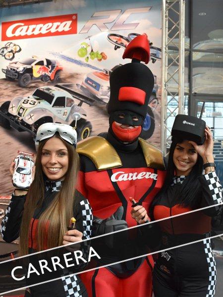 Carrera VR-Brille mit Cockpitperspektive