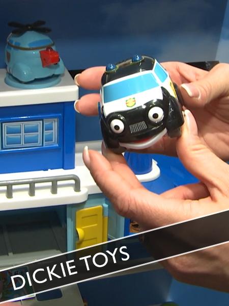 Dickie Toys - Helden der Stadt