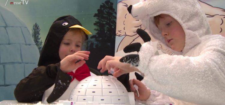 Polar Smash Kinderbrettspiel