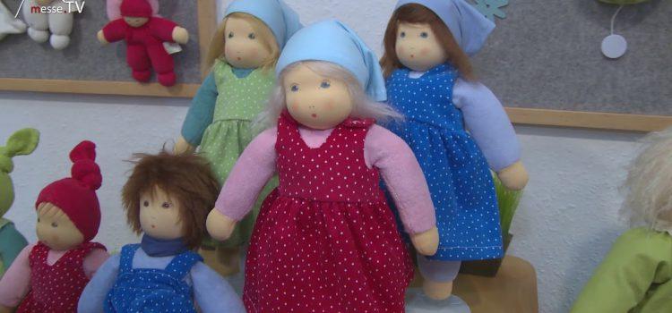 Puppen aus Handarbeit
