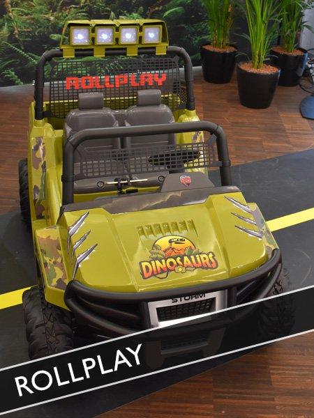Rollplay elektrische Kinderfahrzeuge