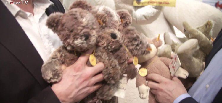 Steiff Kuscheltiere – Soft Cuddly Friends