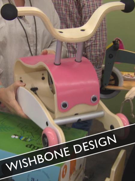 Wishbone Design Mini Flip