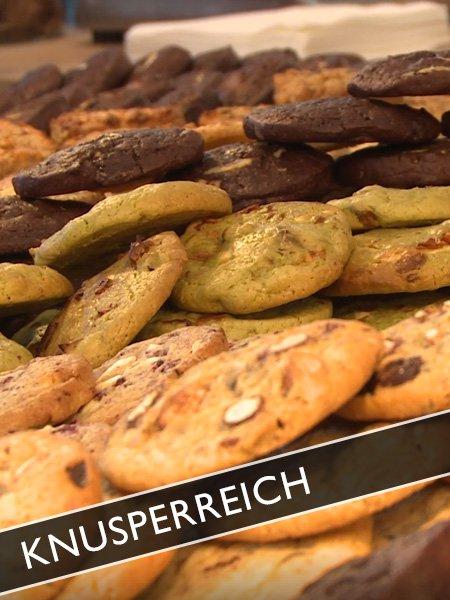 Knusperreich handmade Bio-Cookies