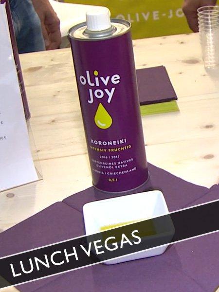 Olive Joy sortenreines Olivenöl