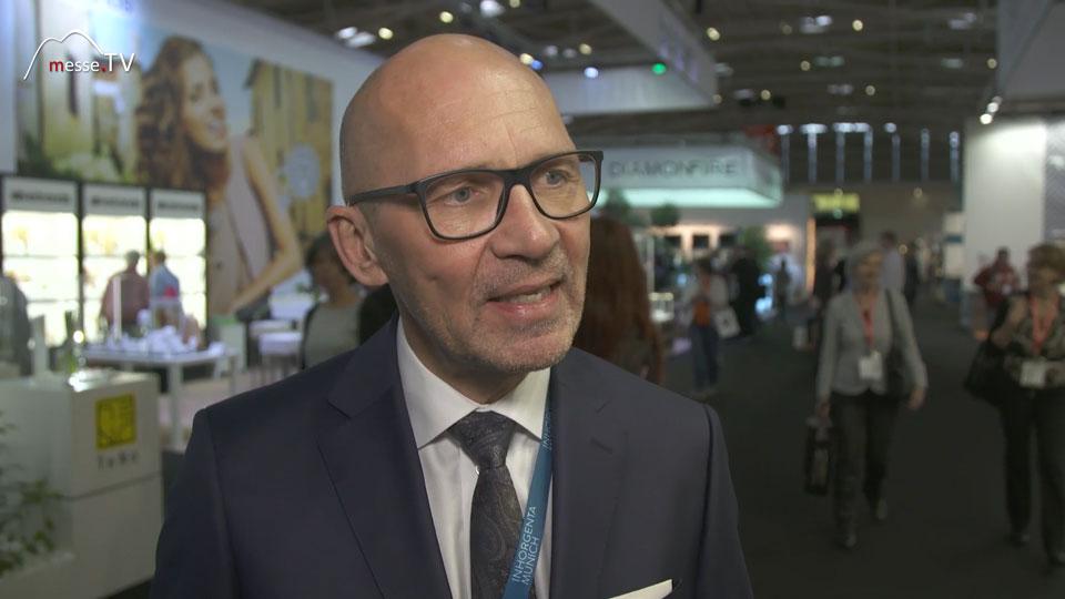 CEO Klaus Dittrich