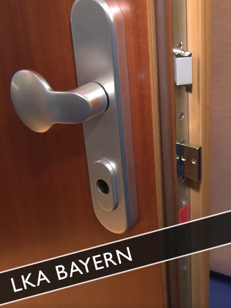 LKA Bayern Einbruchschutz