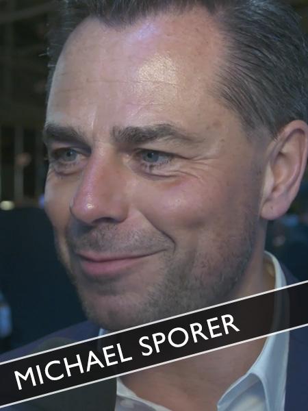 Michael Sporer Moderator