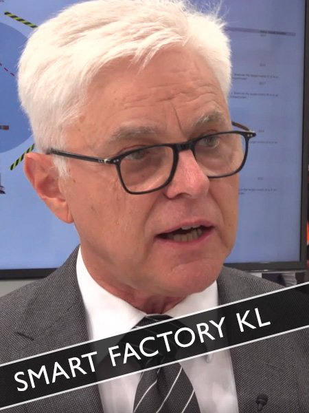 Smart Factory KL Industrie 4.0