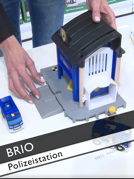 BRIO World Polizeistation