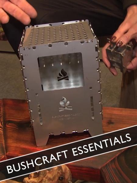 Bushcraft Essentials Mini Outdoorkocher