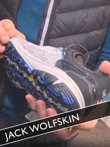 Jack Wolfskin Outdoorbekleidung und Schuhe