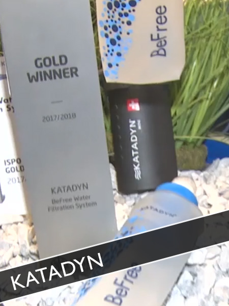 Katadyn BeFree Wasserfilter