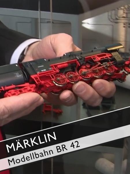 Märklin Modellbahn BR 42