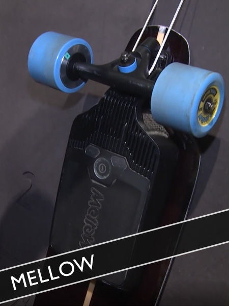 Mellow elektrisches Skateboard Kit