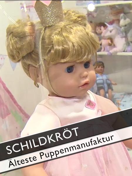 Schildkröt älteste Puppenmanufaktur der Welt