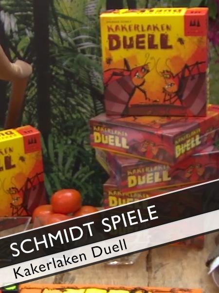 Schmidt Spiele Kakerlaken Duell Strategie Brettspiel