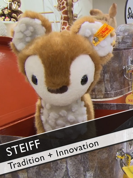 Steiff Stofftiere Tradition und Innovation