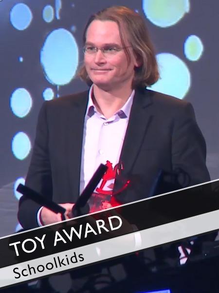 Toy Award Winner Schoolkids Spielwarenmesse 2017