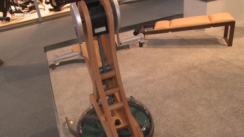 Watergrinder Fitnesstrainer Rückentraining